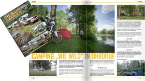 Pickup Camper 03/2020