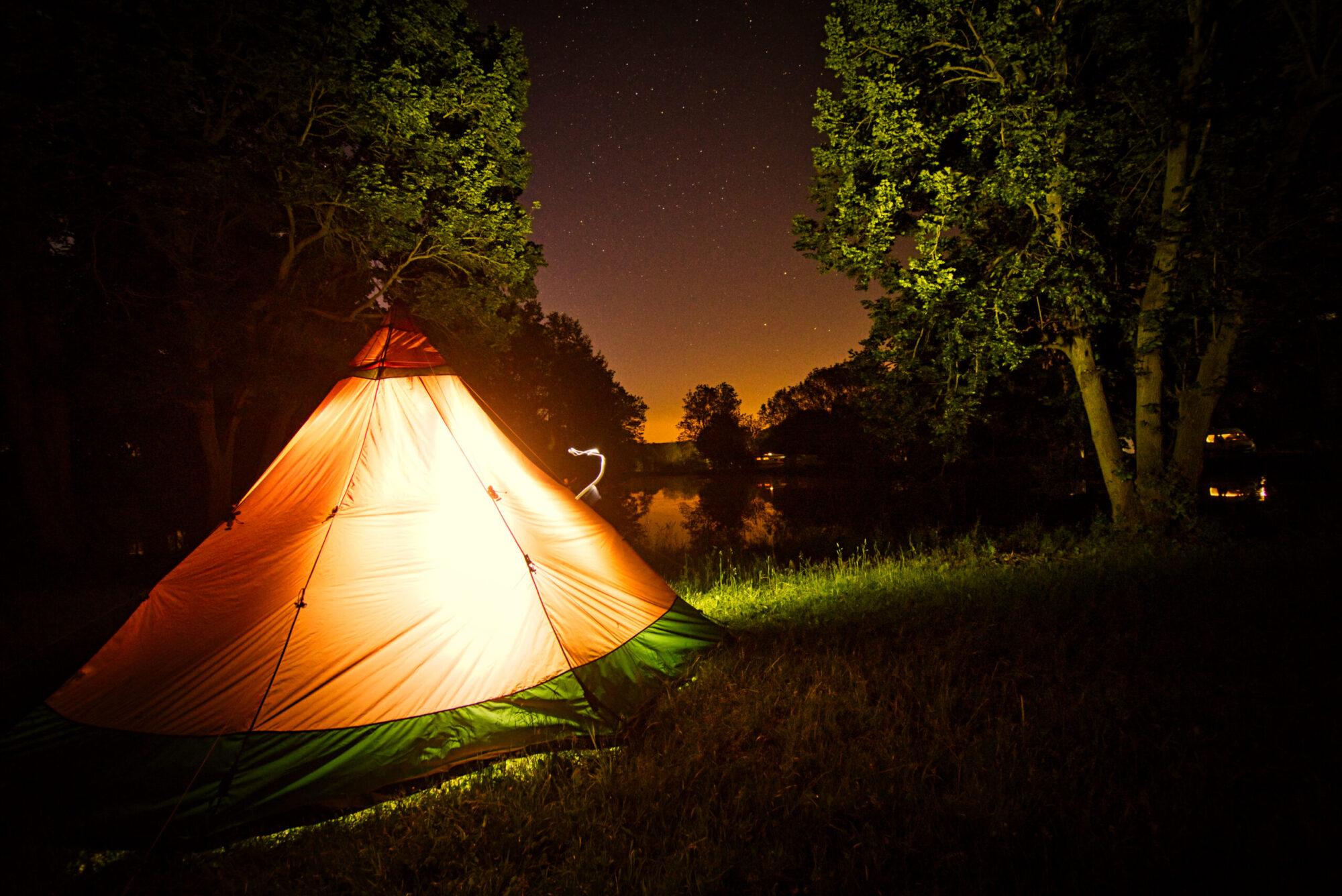 Wie wild-Camp